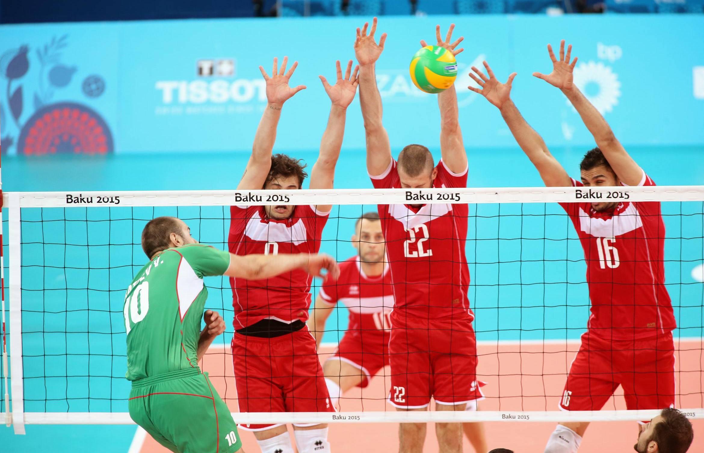 A Erkek Milli Takımımız, 2015 Avrupa Oyunları'na çeyrek finalde veda etti