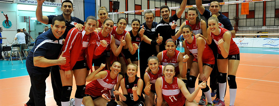 Avrupa Ligi yarı finali ilk maçında İsrail'i 3-0 mağlup ettik