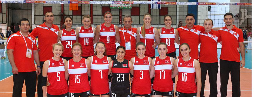 Avrupa Ligi'nde Polonya ile İzmir'de karşılaşıyoruz
