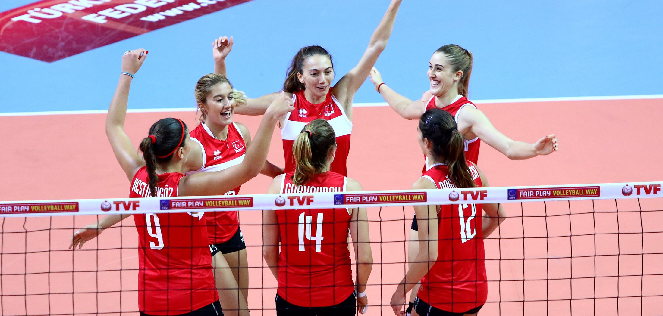 Avrupa Ligi'nde yarı finalde rakibimiz İsrail oldu