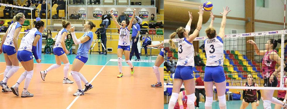 Azerbaycan debisinde Lokomotiv, Azeryol'u 3-1 yendi