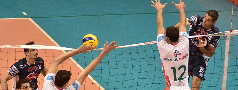 Brezilya'da Kirin'i 3-0 yenen Funvic Taubate, 2.'liğe oturdu