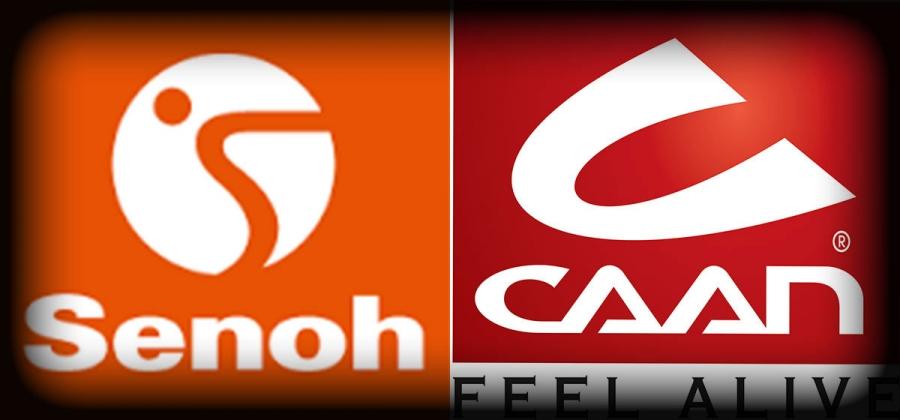 CAANSPORTS ve SENOH 8 Yıl Daha Birlikte