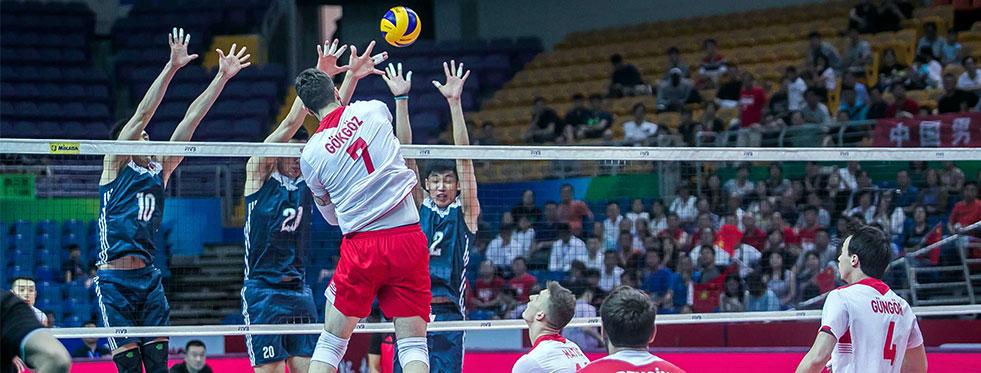 Çin 3 – 0 Türkiye