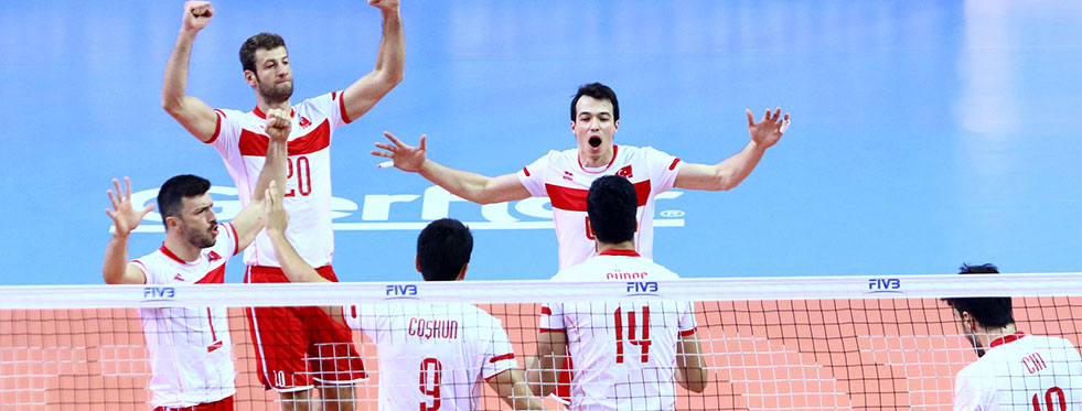Efeler Slovakya'ya şans tanımadı: 3-0