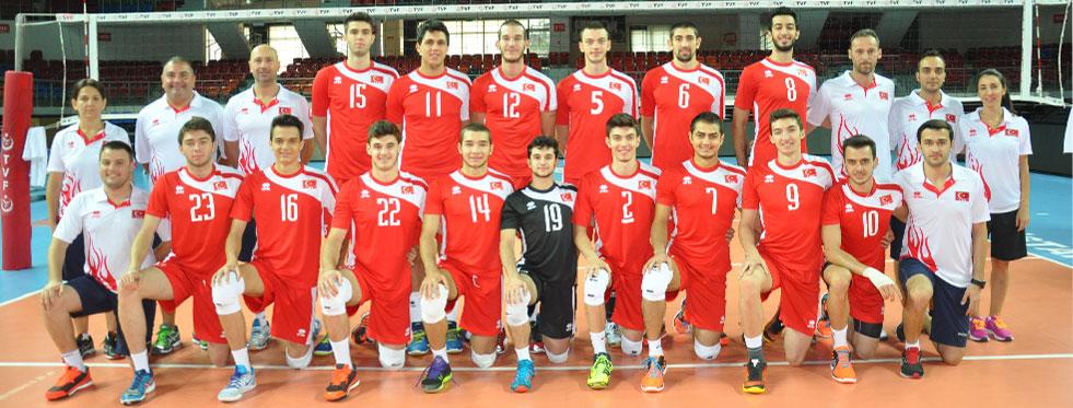 Genç Erkek Milli Takımımız, Balkan Şampiyonası İçin Sıbistan'a Gitti