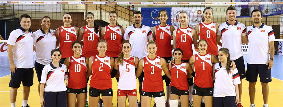 Genç Kızlar Balkan Şampiyonası'na Bosna Hersek galibiyeti ile başladık
