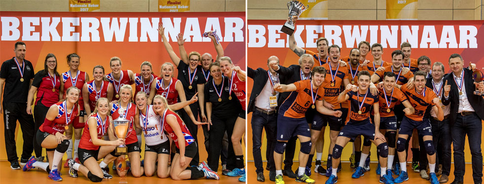 Hollanda Kupası Sahiplerni Buldu