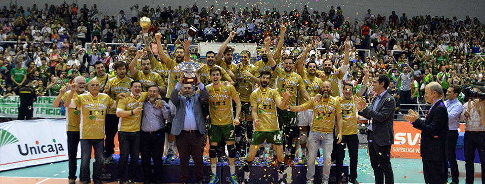 İspanya'da şampiyon Unicaja Almeria