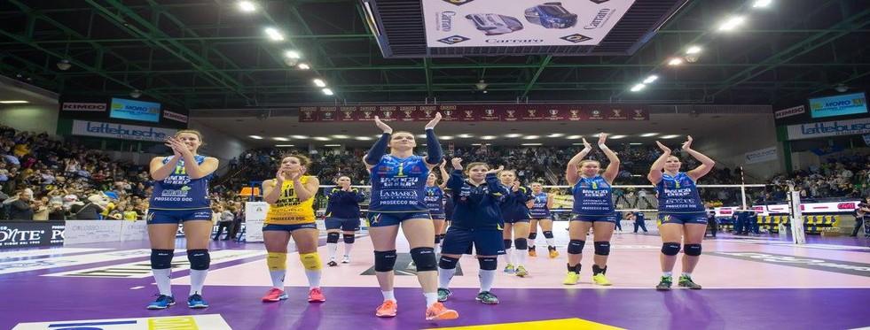İtalya Bayanlar Voleybol Ligi'nde 6.Hafta