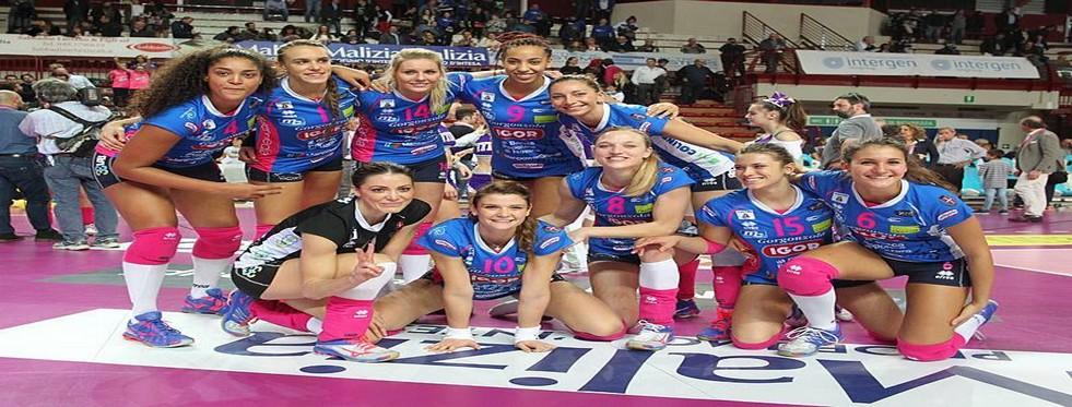 İtalya Bayanlar Voleybol Ligi'nde 7.Hafta
