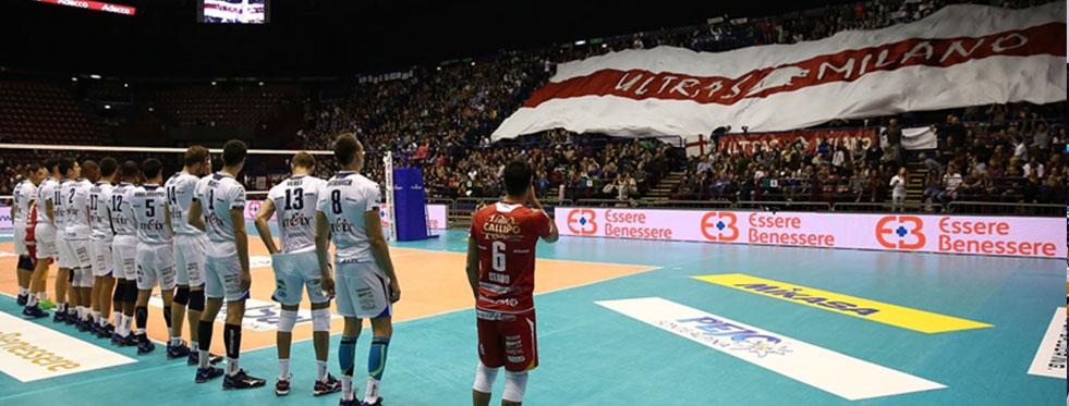 İtalya'da Revivre Milano, Sansepolcro'yu 3-2 yendi..