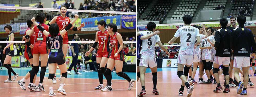 Japonya'da son finalistler belli oldu..