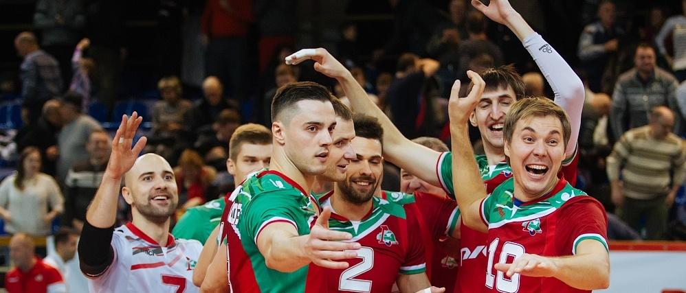 Lokomotiv Novosibirsk ve Fakel 4'te 4 yaptı...