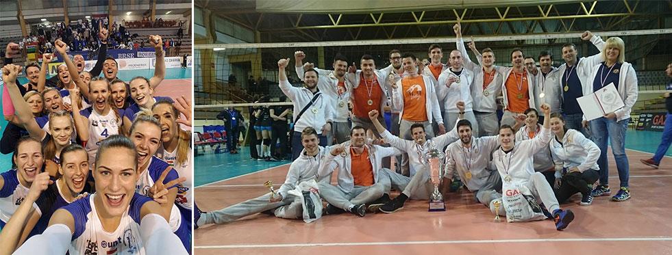 MEVZA'da Kupa'nın şampiyonları belli oldu!..