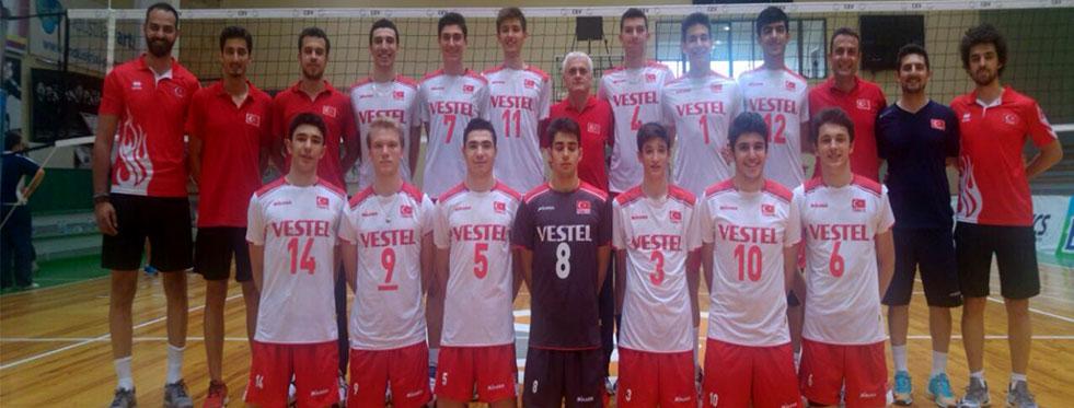 Millilerimiz, Balkan Şampiyonası'nda Yarı Finalde