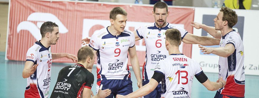 Polonya derbisinin galibi ZAKSA Kedzierzyn-Kozle: 3-1