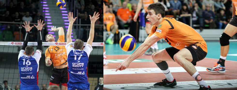 Polonya'da kritik maçı ZAKSA kaybetti