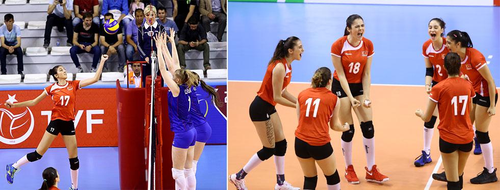 Rusya 3 – 2 Türkiye