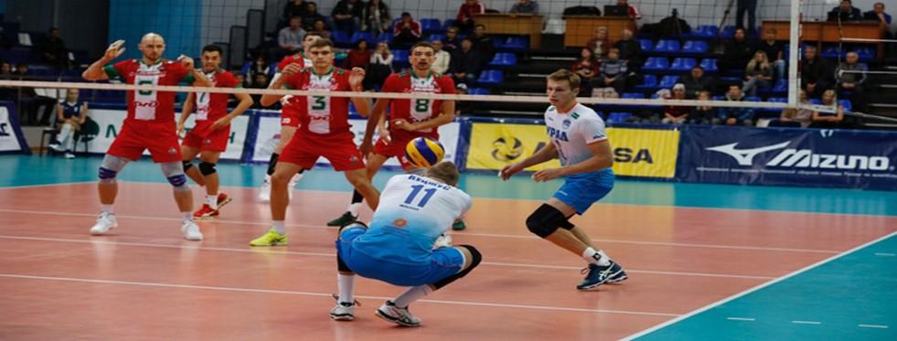 Rusya Erkekler Voleybol Ligi'nde 5.Hafta