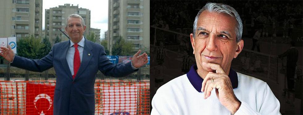 Türk voleybolunun acı günü: ''Cengiz Göllü'yü kaybettik''