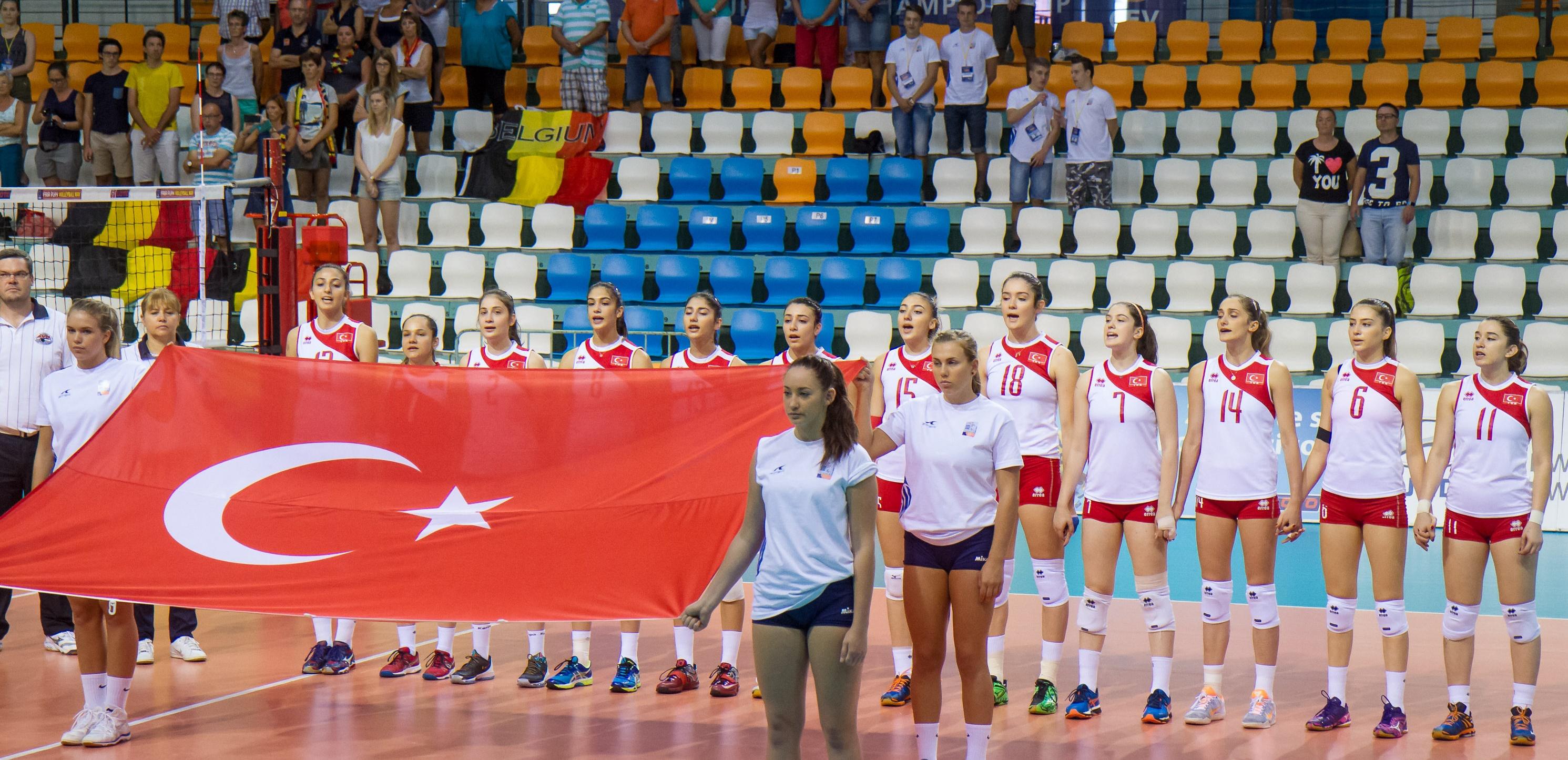 Türkiye 3 – 0 Belçika