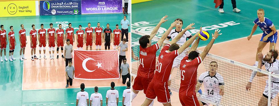 Türkiye 3 – 2 Finlandiya