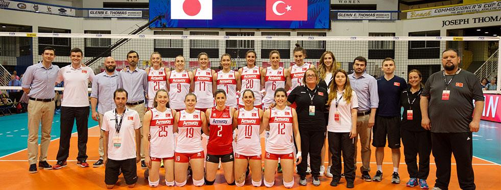 Türkiye 3-2 Japonya