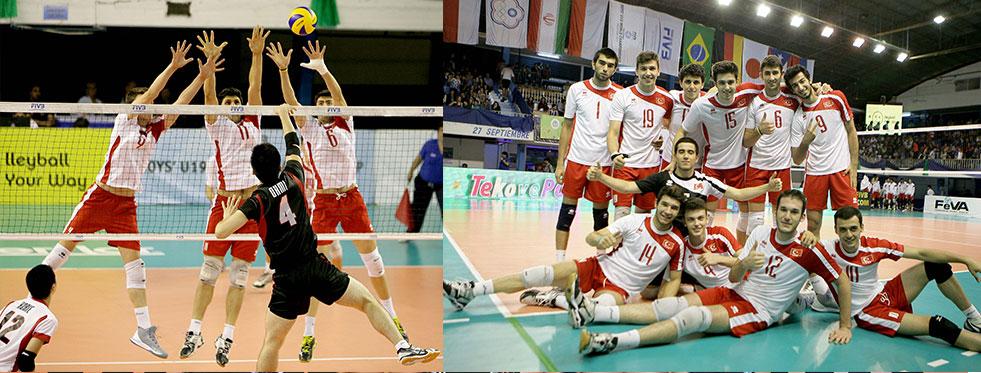 U19 Erkekler Dünya Şampiyonası'nda Çin'i mağlup ettik