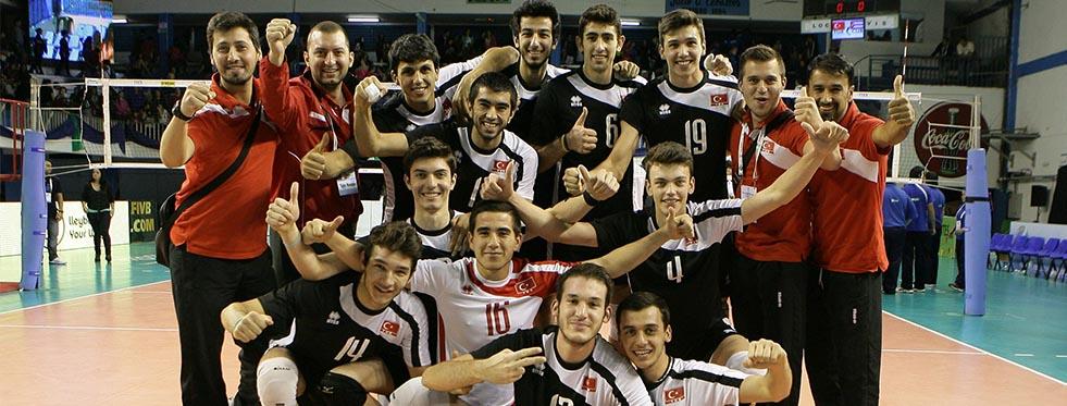 U19 Erkekler Dünya Şampiyonası'nı 9. tamamladık
