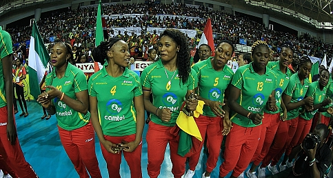 Kenya:0 - Kamerun:3