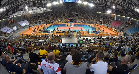 SKRA Belchatow - Zenit Kazan 0 - 3