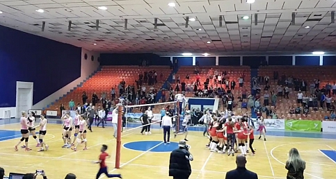 Arnavutluk Şampiyonluk Maç Sonu (VİDEO)