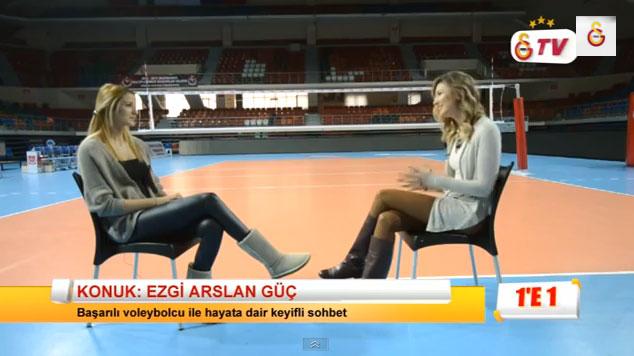 GSTV | 1'E 1 - Konuk: Ezgi Arslan Güç