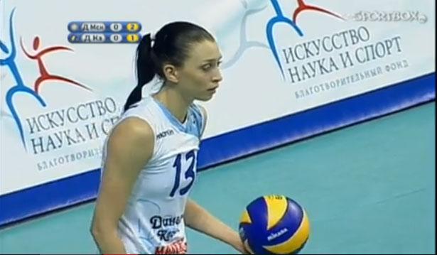 Dinamo Moskova:1 - Dinamo Kazan:3