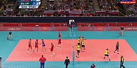 London Olympics 2012 / Men's volleyball final RUS-BRA