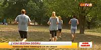 GSTV | Filenin Yıldızları - Galatasaray Daikin Antrenmanı