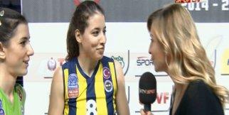 Fenerbahçe - Beşiktaş maçı sonrası röportajlar
