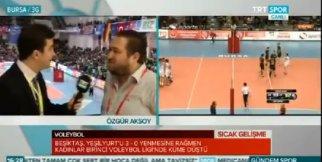 TRT Spor - Süper Kupa Finali Öncesi Maç Yorumu
